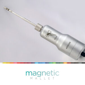 Magnetic Mallet handpieces