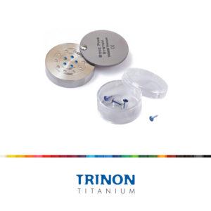 Trinon pin set