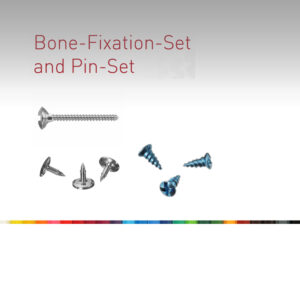 Bone fixation Screws