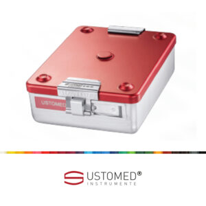 Ustomed container